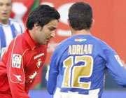 نکونام ستاره ایرانی تیم فوتبال اوساسونا