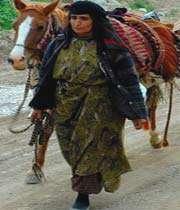 لباس مردم ایلام