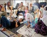 une famille musulmane en malaisie