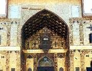 mausolée de l'imam 'ali paix sur lui