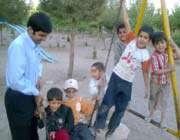 children are palying