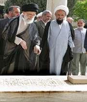 ناگفته ها، حائری شیرازی ، انتخاب، رهبری