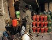 صناعة الخزف الايرانية