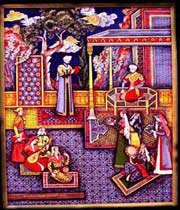 المنمنمات الفارسية