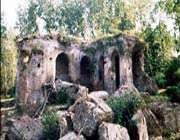 ایسپیه مزگت از شگفت انگیزترین بناهای تاریخی گیلان