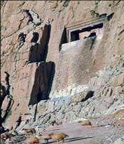 دروازه اورامانات از پرجاذبه ترین مناطق گردشگری استان کرمانشاه