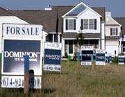 la chute du marché immobilier américain