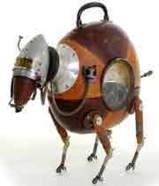 روبوتیک در ایران باستان