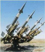 موشک سام 3    گوا