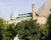 the jameh mosque in damavand