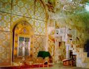 insidethe great mosque of kufa