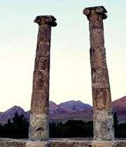 ruines de khorheh près de mahallat