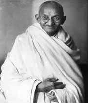 مہاتما گاندھی