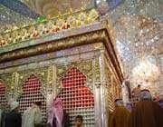 hazrta abbas s shrine