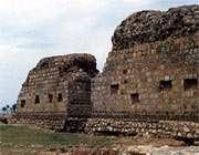 قصر خسرو بالقرب من مدينة قصر شيرين