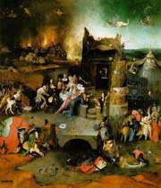 jérôme bosch – la tentation de saint antoine (1506)