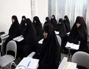 مراسم افتتاحیه سال تحصیلی مدارس علمیه خواهران اول مهرماه برگزار میشود
