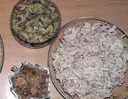 مواد لازم برای تهیه سالاد مرغ