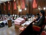 جلسة محاکمة متهمين باعمال الشغب بطهران