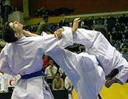 iranian karate athletes