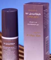 محلول ماینوکسیدیل برای ریزش مو
