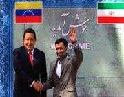 mahmoud ahmadinejad et hugo chavez