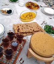 بخور نخورهای ماه مبارک رمضان
