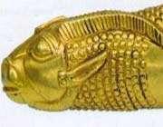 partie supérieure en or d'une canne, ~vie- ~ve s.