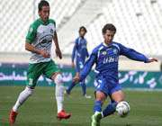 footbal  match between esteqlal and pas teams