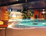 mural painting in swimming pool