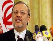 وزير الخارجية منوتشهر متكي