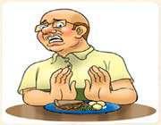 فقدان شهية الطعام