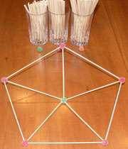 ساخت گنبد هندسی