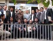 گردهمایی مدیران نمایندگی مراکز استانی تبیان در مشهد