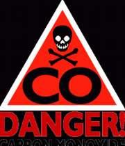 مسمومیت با گاز مونوکسید کربن