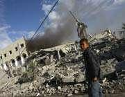 gaza selon l'esprit sioniste
