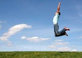 شاد باشید و شاد زندگی کنید.