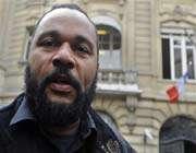 l'humoriste franco-camerounais dieudonné m'bala m'bala