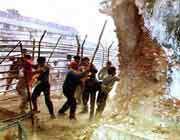 بابری مسجد کی شہادت