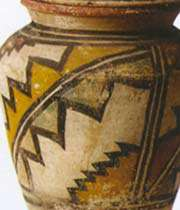 céramique, shahr-e sukhtch, ~2200-~2100.