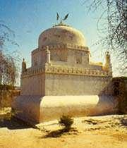 le mausolée gholam rassul