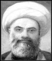 عارف بالله آية الله حاج ميرزا جواد ملکي