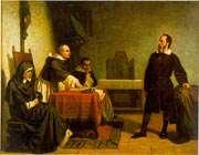 گالیله در دادگاه