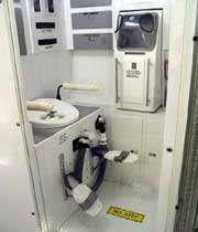 توالت فضایی