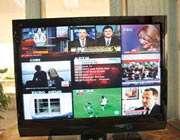 شبکه های ماهواره های غربی