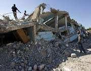 devastating earthquake in haiti