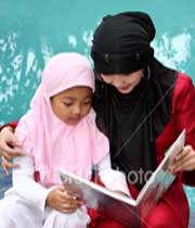 مادر و دختر