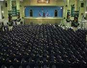 rencontre de l'ayatollah khamenei avec les commandants et les cadres de la force aérienne