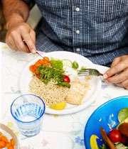 رژیم غذایی در دیابت نوع یک