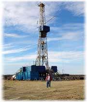 زمین شناسی نفت